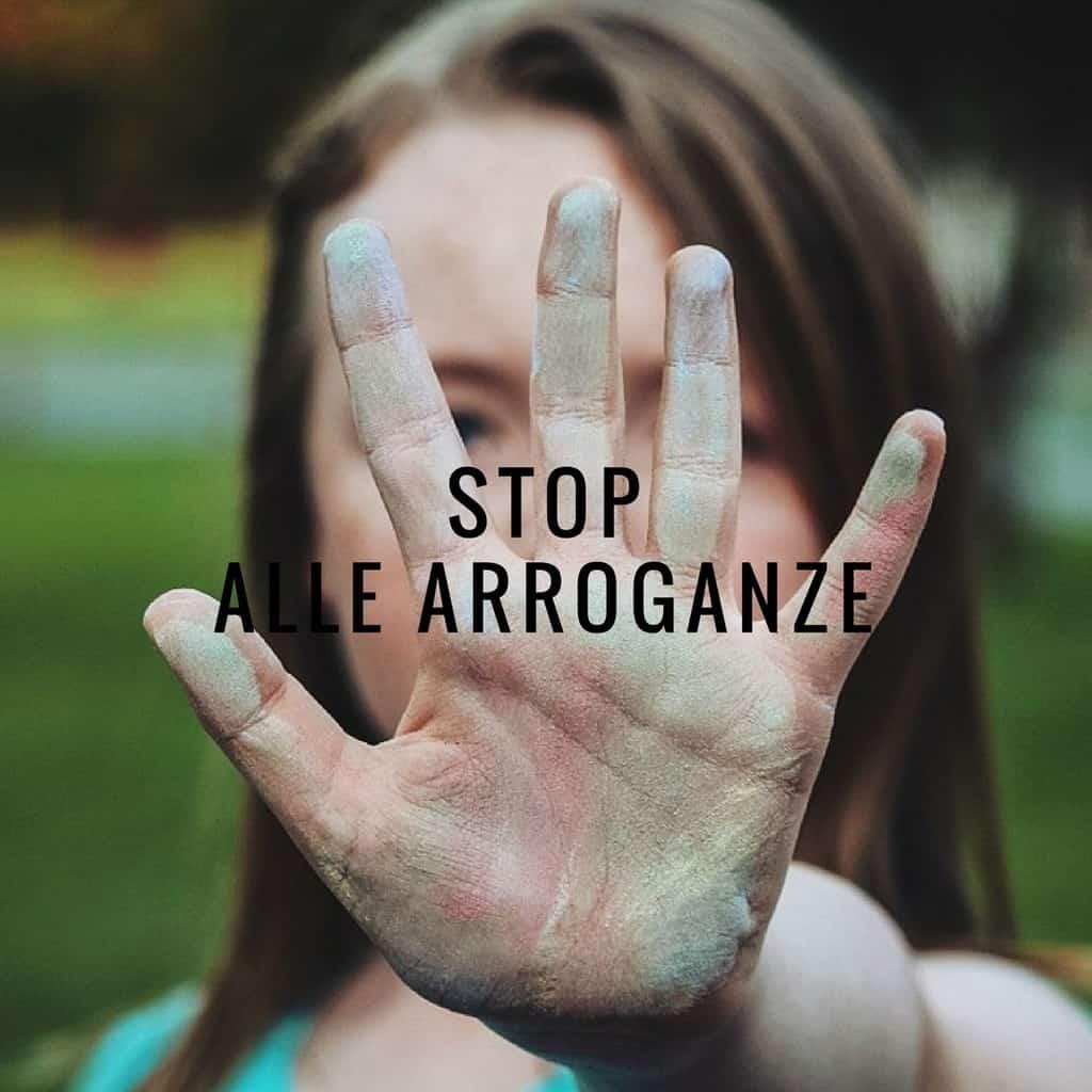 Stop alle arroganze di colleghi e capi