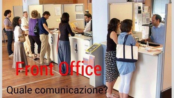 Comunicazione front office