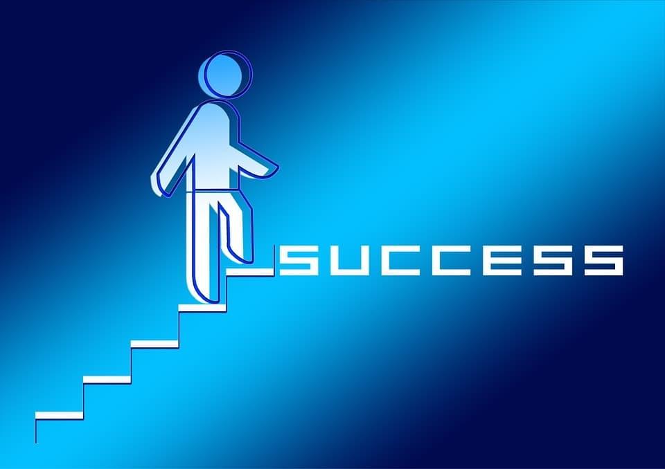 Le tappe verso il successo