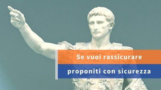 Discorsi motivazionali- una lezione da Cesare