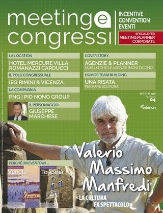 Meeting e congressi Numero set-ott 2018